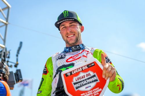 MONSTER ENERGY® KAWASAKI RIDER ELI TOMAC TAKES FOURTH OVERALL WIN OF SEASON AT HIGH POINT NATIONAL