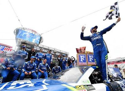 Jimmie Johnson going for back-to-back Bristol spring wins