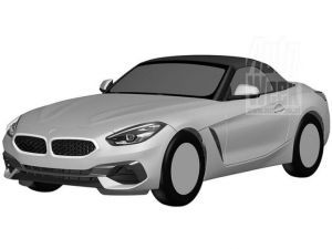 BMW Z4 Revealed Ahead Of Pebble Beach Kind Of