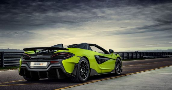 The McLaren 600LT Spider Makes No Sense, But It's The One I'd Have