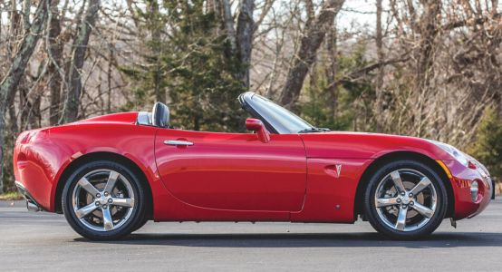 Want A New Pontiac Solstice? Here's Your Chance