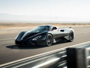 SSC Tuatara Sets Worlds Fastest Production Car Record At 50873kmph