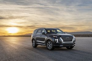 Hyundai Palisade On The Cards For India