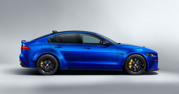 The New Jaguar XE SV Project 8 Touring Is A Marginally More Subtle Super Saloon