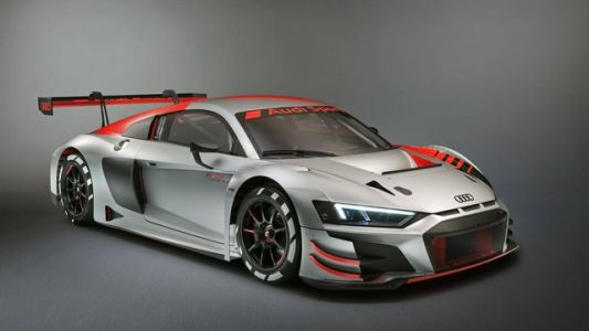 A Look at Audi's Newest R8 LMS GT3 Race Car