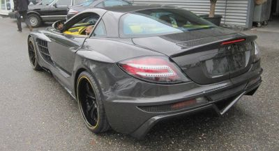 Does An All-Carbon Fiber Exterior Make This SLR More Desirable?