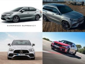 Top 5 Cars News Of The Week 2020 Mercedes-Benz GLS India Launch BMW M5 And Mercedes-AMG E63 Facelift Global Reveal BS4 Sales Ban And More