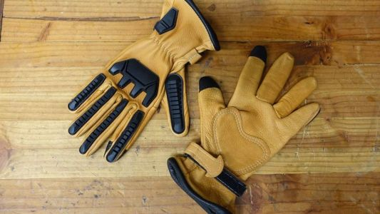 Lee Parks Design Sumo Gloves Blend Simple Tech With Durability
