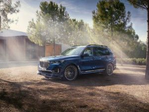 BMW Alpina XB7 SUV Unveiled