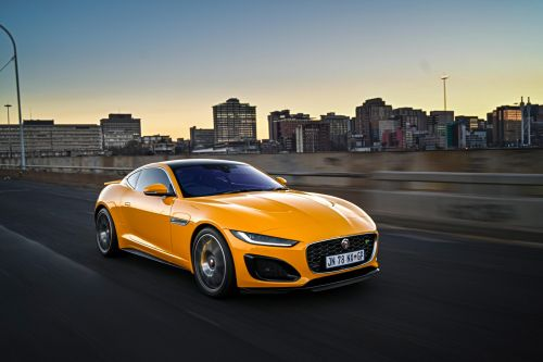 New Jaguar F-Type Lands In South Africa