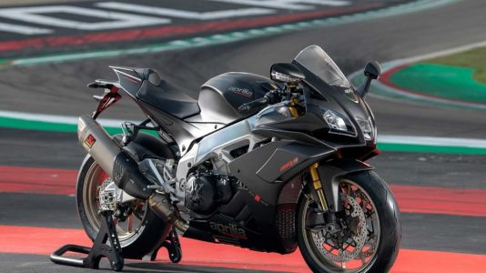2019 Aprilia RSV4 1100 Factory And RSV4 RR First Look