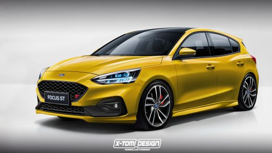 Could The New Focus ST Actually Be Getting 2.3 EcoBoost