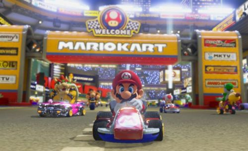 Pocket Racer: Nintendo Is Bringing Mario Kart to Mobile!