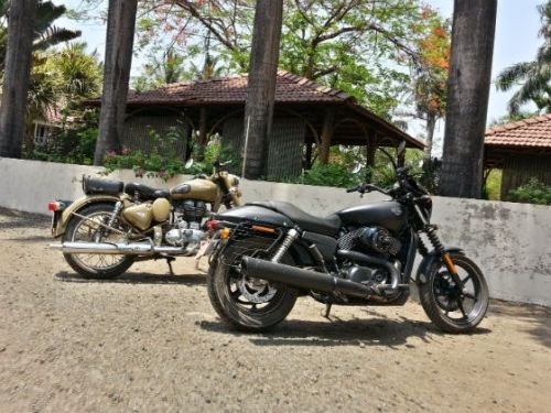 How Royal Enfield smoked Harley Davidson