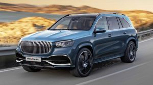 Mercedes-Maybach SUV To Launch By End Of 2019