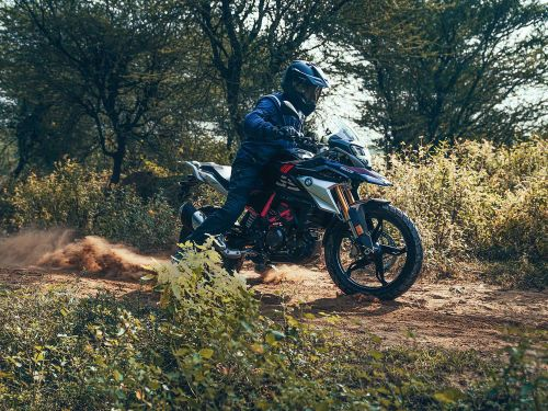 2021 BMW G 310 GS First Look Preview
