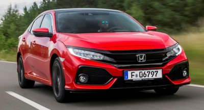 The Death Of Diesel? Honda's New Oil-Burning Civic Begs To Differ