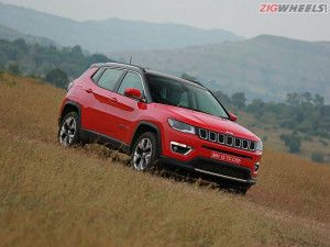 Jeep Compass Spied With More Powerful BS6 Compliant Petrol Engine