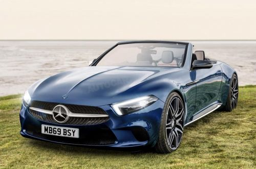 "Next Mercedes SL Has A ""Very, Very Bright"" Future"