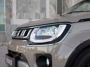 Maruti Suzuki Ignis Facelift Spied In India Likely To Debut At Auto Expo 2020