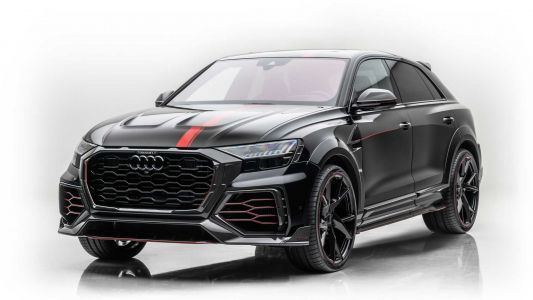Menacing Mansory Audi RS Q8 Revealed With 780 HP