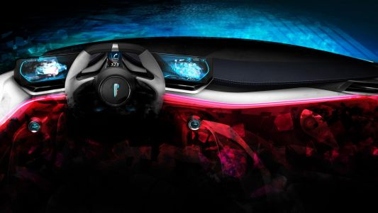 Pininfarina's PF0 Hypercar Teased Before Pebble Beach Debut