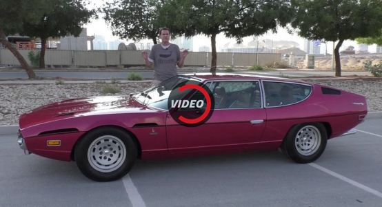 Lamborghini Espada Reviewed: Too Weird, Or Just Weird Enough?