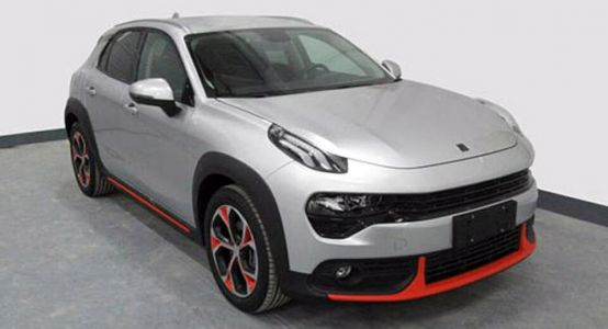 Lynk&Co 02 Crossover Leaks Out Well Ahead Of Debut