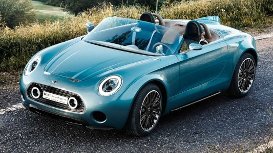 Mini Could Build Mid-Engined Sports Car