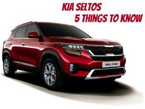 Kia Seltos Revealed 5 Things To Know