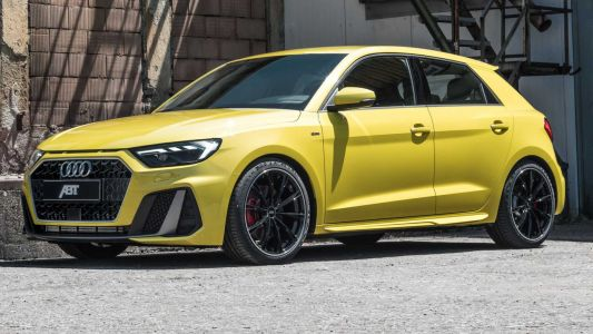 ABT Audi A1 Sportback Is The S1 We Are Not Getting