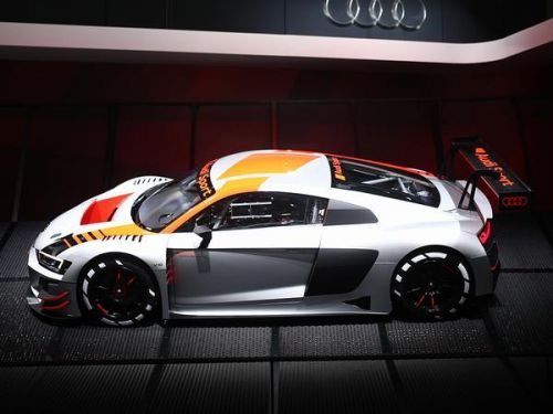 Hardcore GT3-Inspired Audi R8 Could Be On The Way