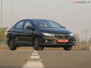 Honda City ZX Petrol Manual Launched New Colours Introduced
