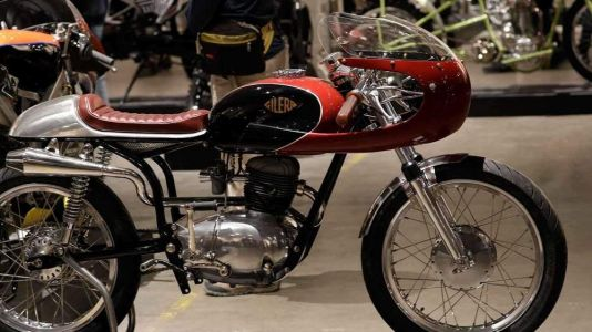 Best Custom Bikes From The 2019 Handbuilt Motorcycle Show