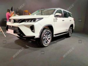 2021 Toyota Fortuner Launched At Rs 2998 Lakh Rivals Ford Endeavour MG Gloster And Mahindra Alturas G4