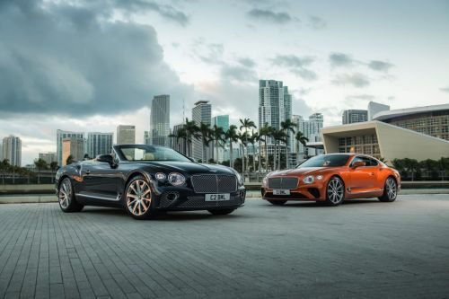 All Bentleys Will Have Hybrid Variants By 2023
