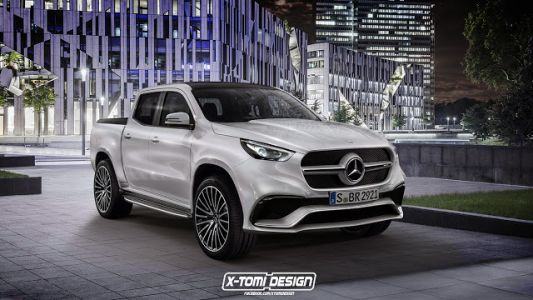 AMG Boss Says No Chance Mercedes-AMG X-Class Will Happen