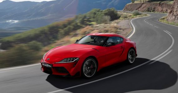 The New Toyota Supra Should Be Able To Do A 7min 40sec 'Ring Lap