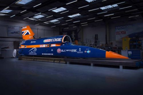 You Can Buy The Bloodhound SSC For R4.5 Million