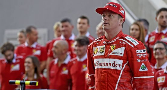 2018 Will Be Kimi Raikkonen's Last Chance At Ferrari