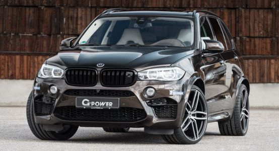 750PS BMW X5 M Wants To Show Lambo's Urus Who's Boss
