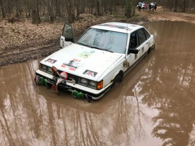 Gambler 500 Offers Cheap Excuse to Off-Road a 1983 Toyota Camry