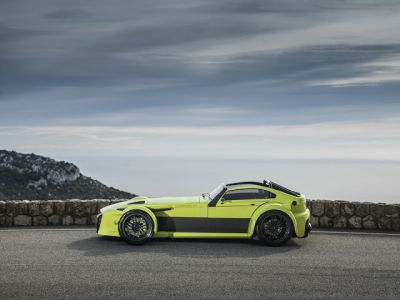 Donkervoort Unveil More Potent GTO-RS
