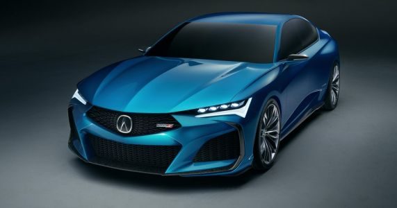 The Acura Type S Concept Is A Sports Saloon The World Needs Now