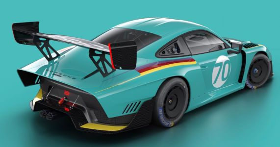 The Porsche 935 Is Available In Retro Liveries And They're All Amazing