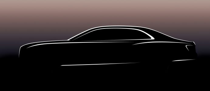Bentley Teases New Flying Spur with New Flying 'B' Mascot