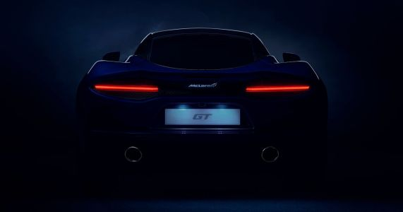 McLaren Reveals Bits Of Its New Grand Tourer Ahead Of 15 May Debut