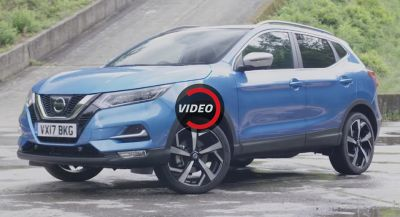 Facelifted Nissan Qashqai Should Be On SUV Lovers' Buying List