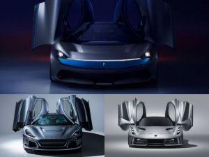 2000PS EV Hypercar Showdown Pininfarina Battista Rimac CTwo And Lotus Evija Compared On Paper