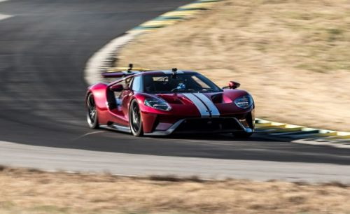 Lightning Lap 11.5: The Ford GT Is Our New VIR Lap-Time King!